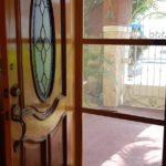 2.- Casa Cary - Entrance