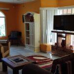 4.- Casa Cary - Living Room Area