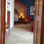 8.- Casa Cary - Master Bedroom Entrance