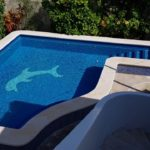 23.- CASA SUEÑO - pool from top