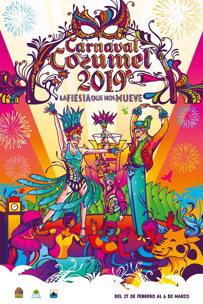 Carnaval Cozumel 2019