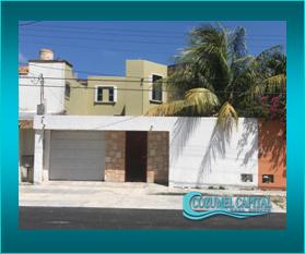 Casa Serena for Rent in Corpus Christi. Cozumel.