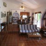 2.-Casa Rancho Maru- Living room