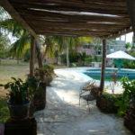 7.-Casa Rancho Maru - Terrace, pool & gardens