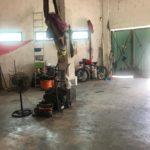 5.- Bodega Moly - warehouse area
