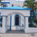 2 Casa Nubes - front entrance