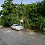 4.- Terreno Ranchito Don Raul - Front view