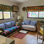 9.- CASA TOM - Living room 2 area